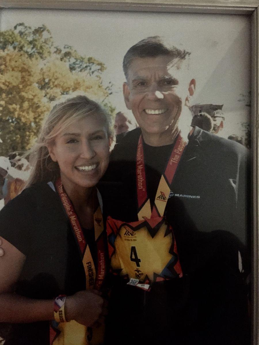 Fitness blog--MG Ayala and daughter