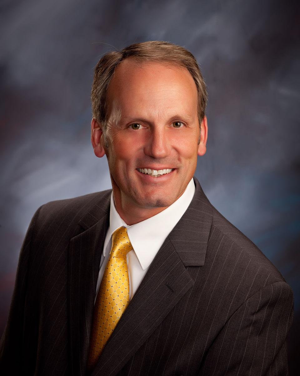 Headshot of Cortland County (NY) Chamber of Commerce President & CEO Bob Haight
