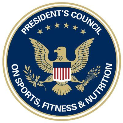 President's Council on Fitness logo