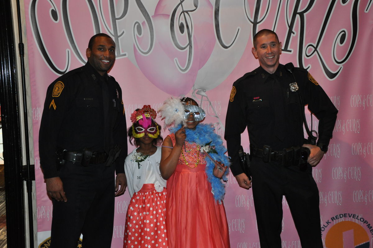 Norfolk Cops and Curls Initiative
