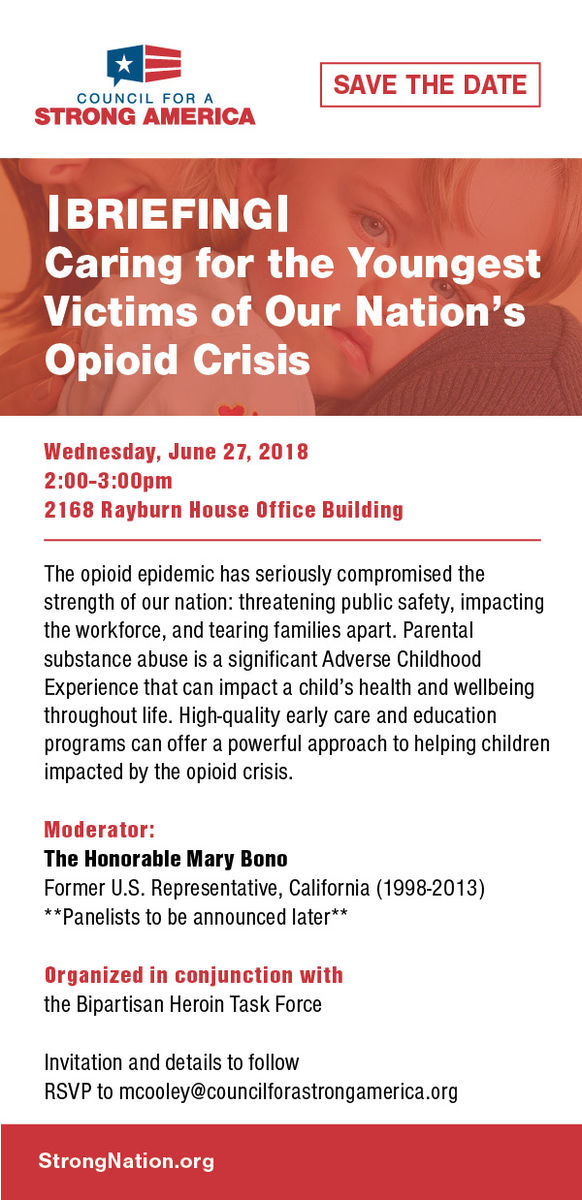2018-CSA_Nat Opioids Briefing_Save the Date