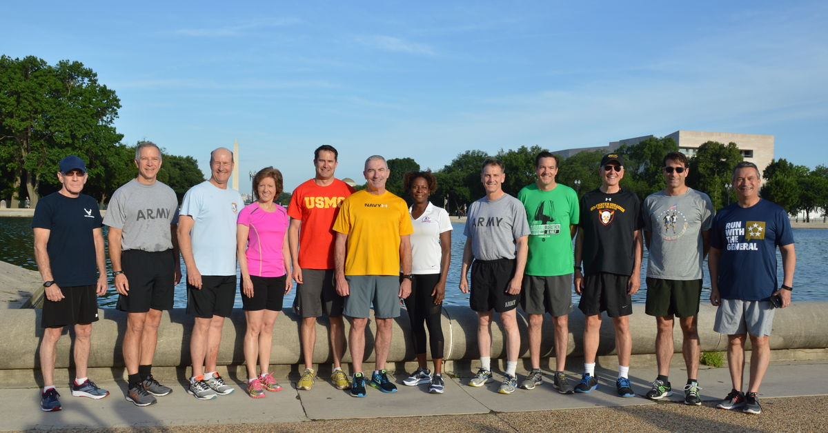 Run With General Member Photo
