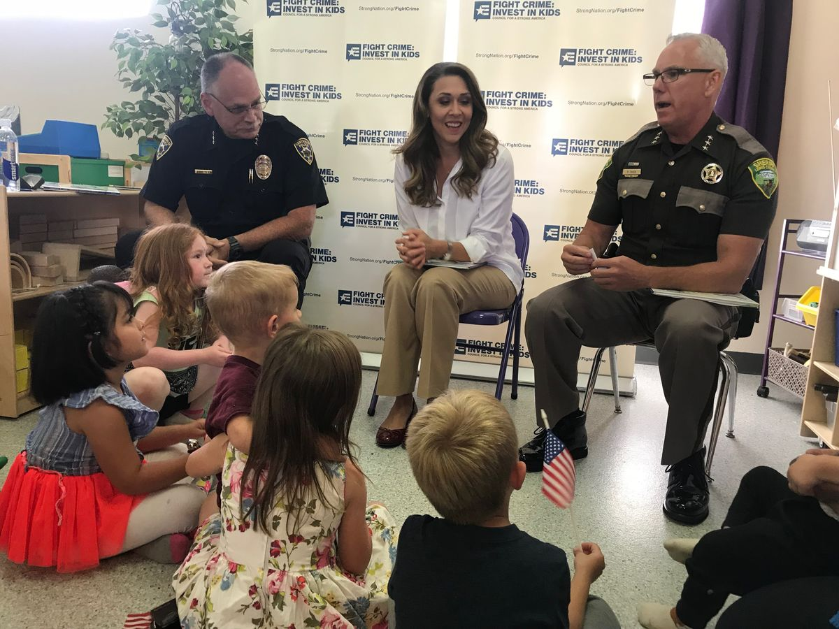 WA Cops and Tots July 2018 I