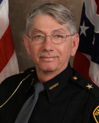 Sheriff Risner of Ashland County