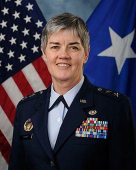 Major General Cassie Strom