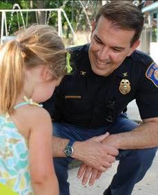 Chief David Rahinsky of Grand Rapids Police Department in Michigan