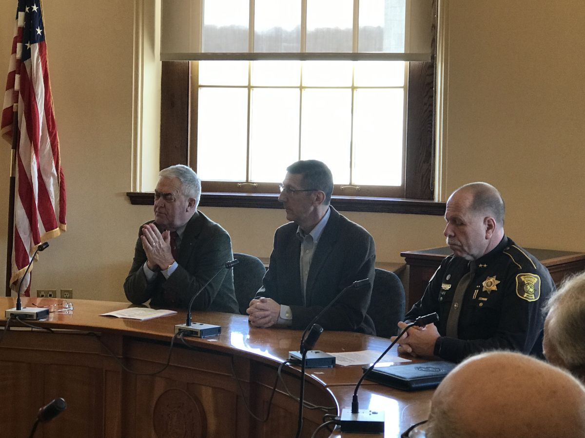 Fight Crime: Invest in Kids, Mission: Readiness, and ReadyNation each had a member join a panel to address Maine's bipartisan, bicameral Legislative Children's Caucus.