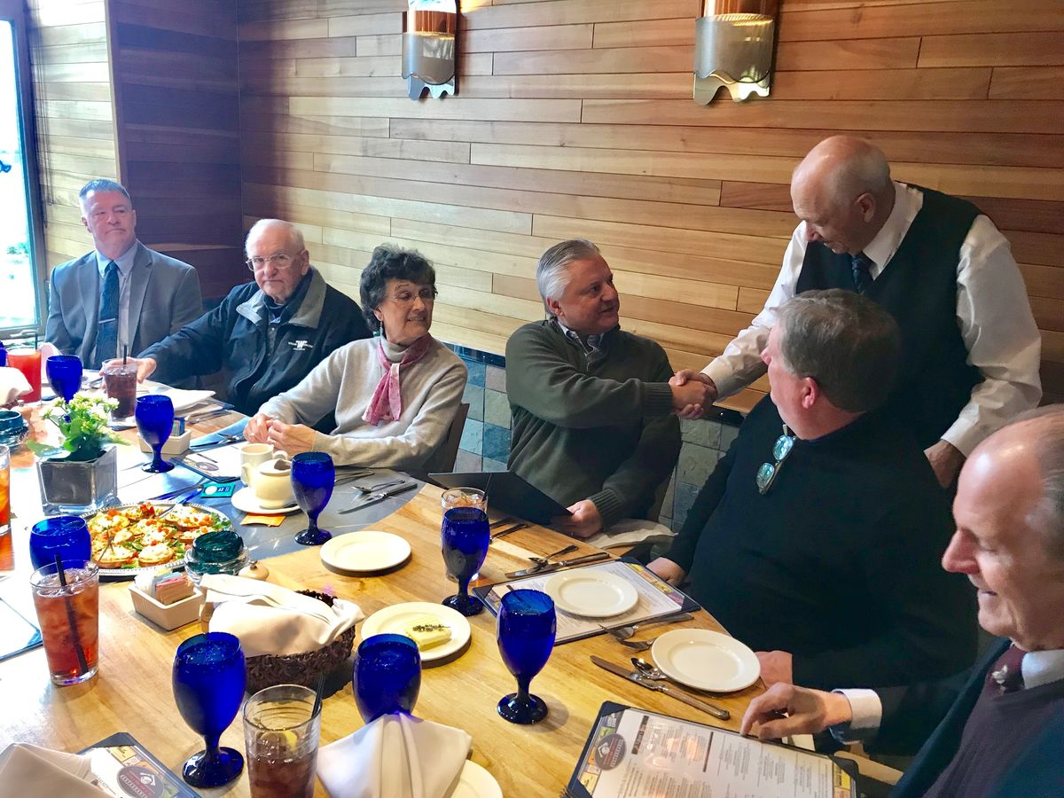 Mission: Readiness and ReadyNation Washington members attended a luncheon to learn more about legislative priorities for the 2019 session.
