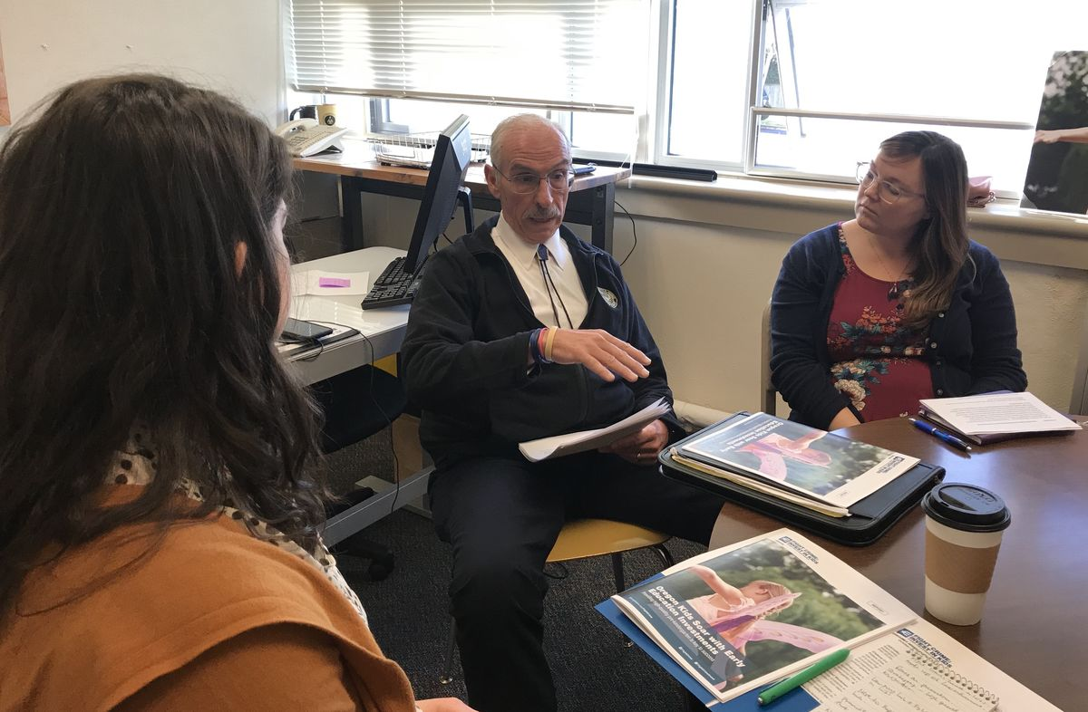 Clatsop County District Attorney Ron Brown discusses Oregon pre-k