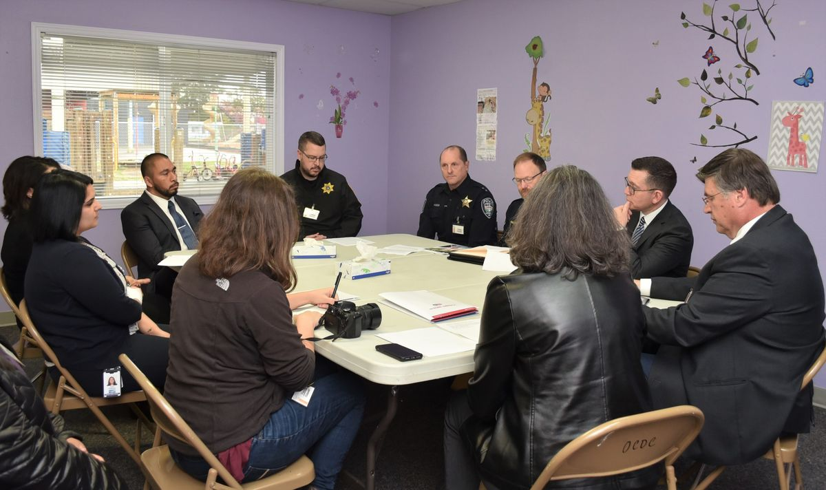 Fight Crime: Invest in Kids Oregon members discuss a new research report highlighting the importance of increased investments in pre-k