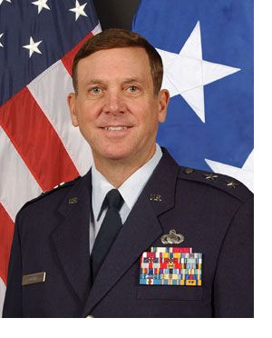 Major General (Ret.) Edward Tonini