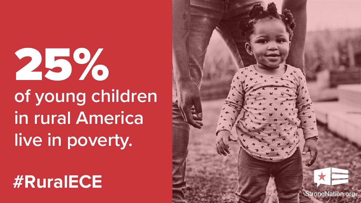 Child with poverty statistic