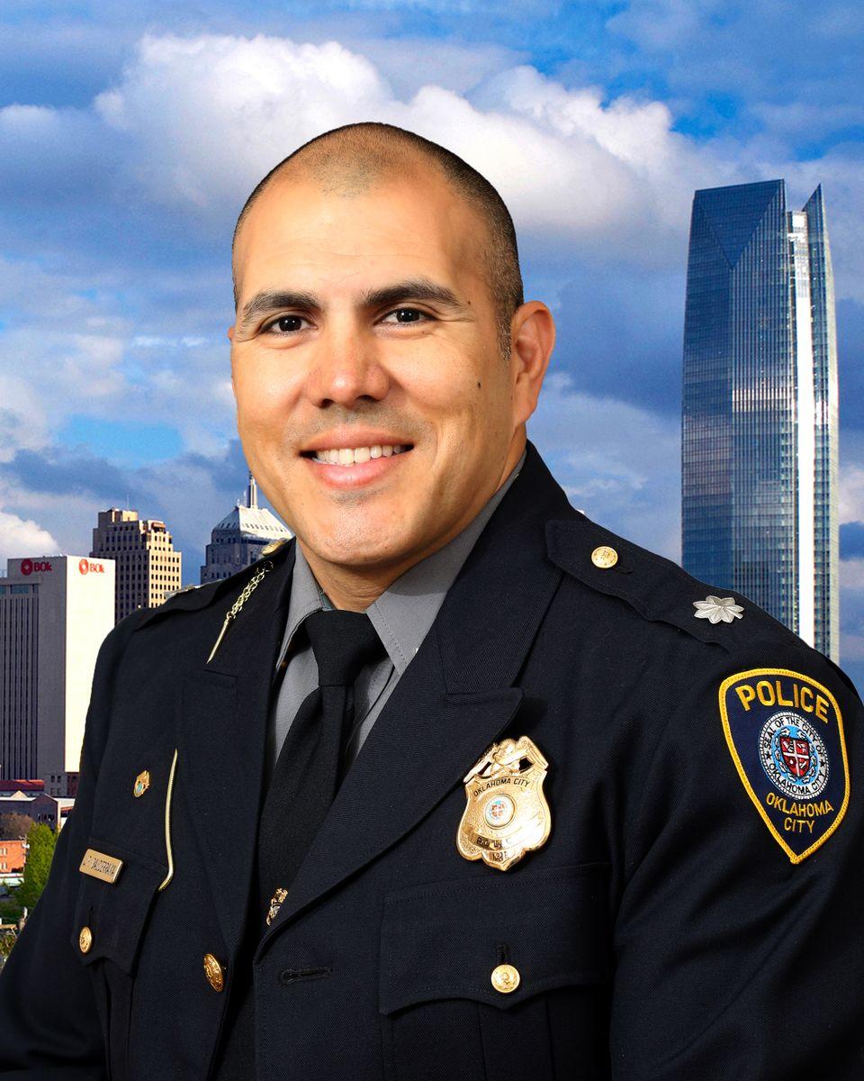 Chief Paco Balderrama