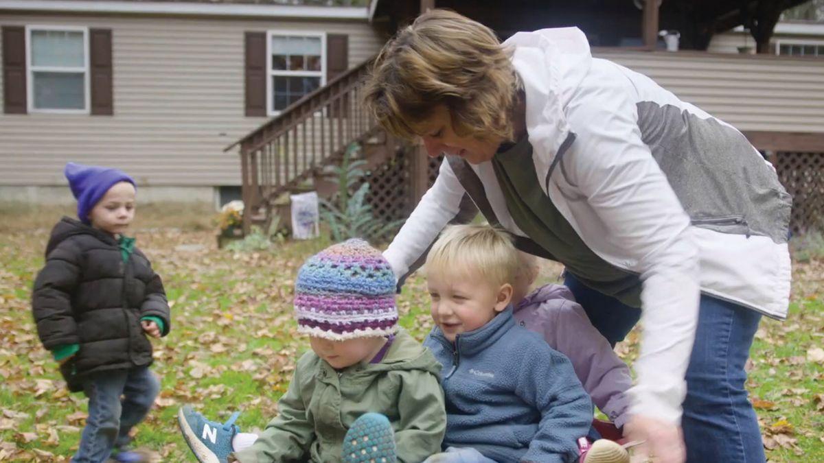Kids in rural child care