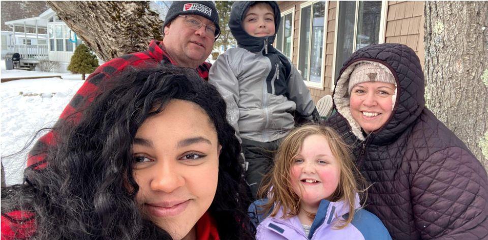 Ben Gilman and Family