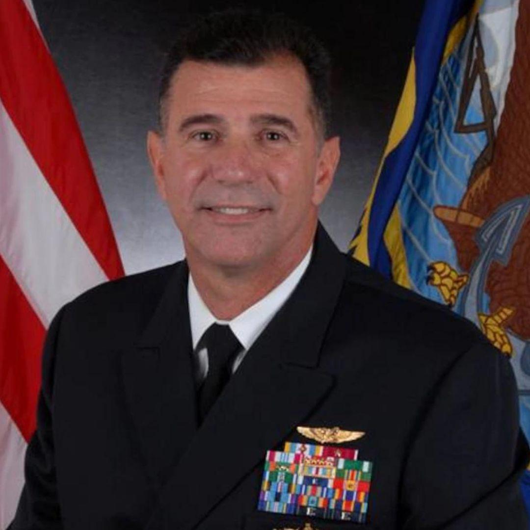 Rear Admiral Mark Heinrich SC