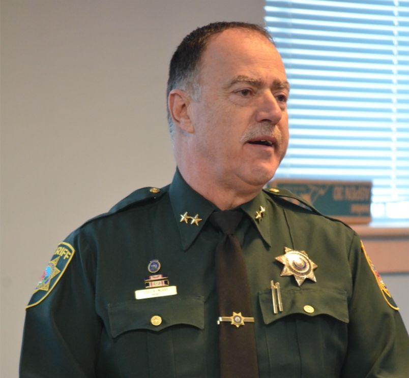 Sheriff Joel Merry