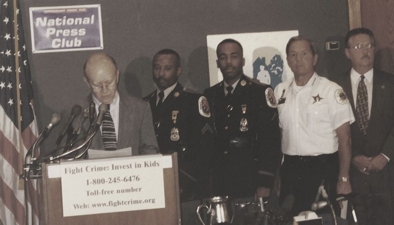 Fight Crime National Press Club 1996