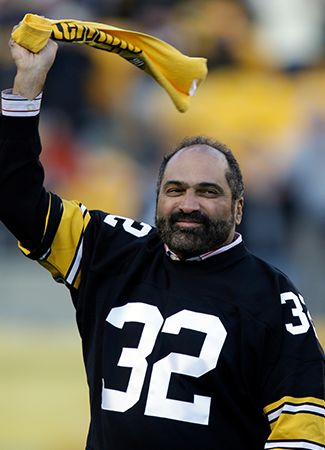 Franco Harris blog