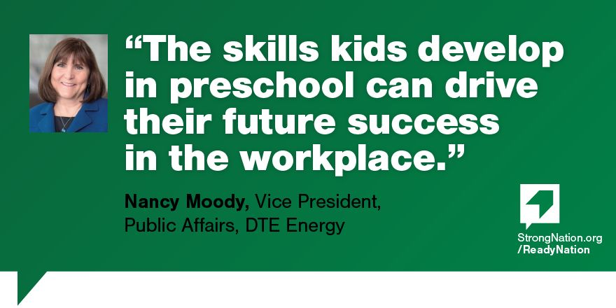 Nancy Moody, DTE