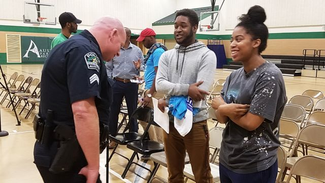 Youth-Police Interactions • Council for a Strong America