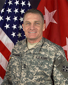 Photo of Major General Jeff Hammond