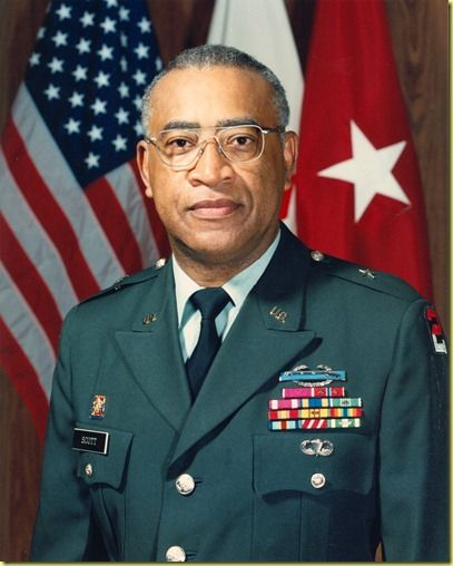 Brigadier General Donald Scott
