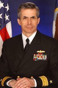 Rear Admiral Jamie Barnett