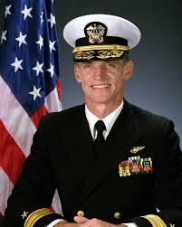 Rear Admiral Harry Rittenour